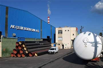 Ak Çelik Boru Sanayi A.Ş. Fotoğrafları